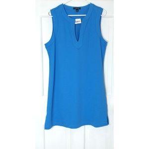 Lands' End Tunic Dress M 10-12, New, Lagenlook Top